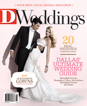 Cover D Weddings Spring_Summer 2012