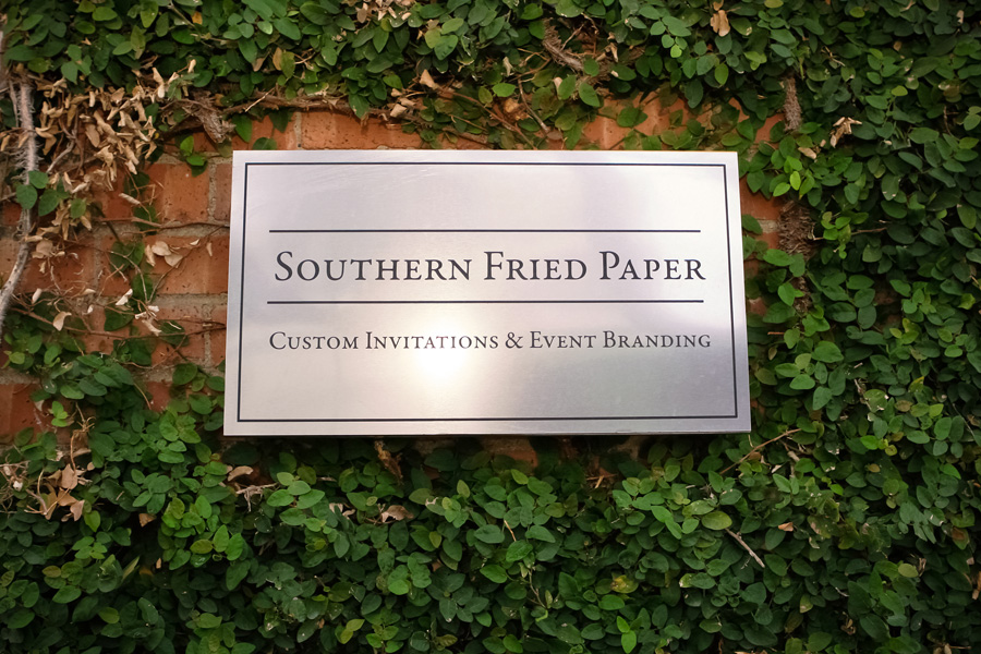 Southern Fried Paper